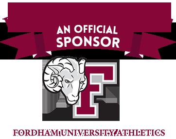 An Official Sponsor Fordham University